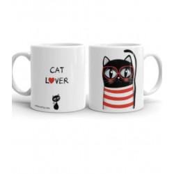 TAZA CAT LOVER