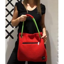 Bolso KRAFT sport Rojo/Verde